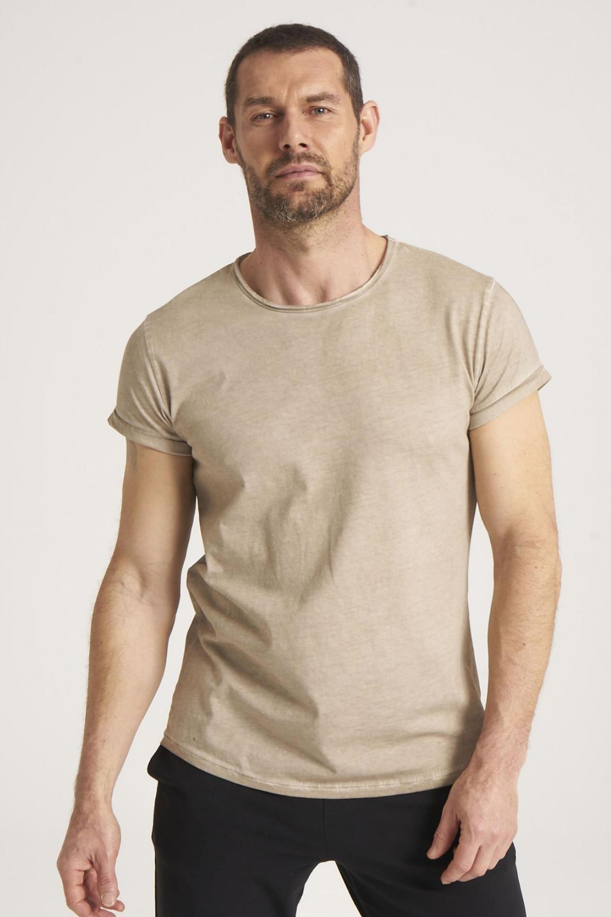 Vintage Effect T-Shirt newces-5000-VS