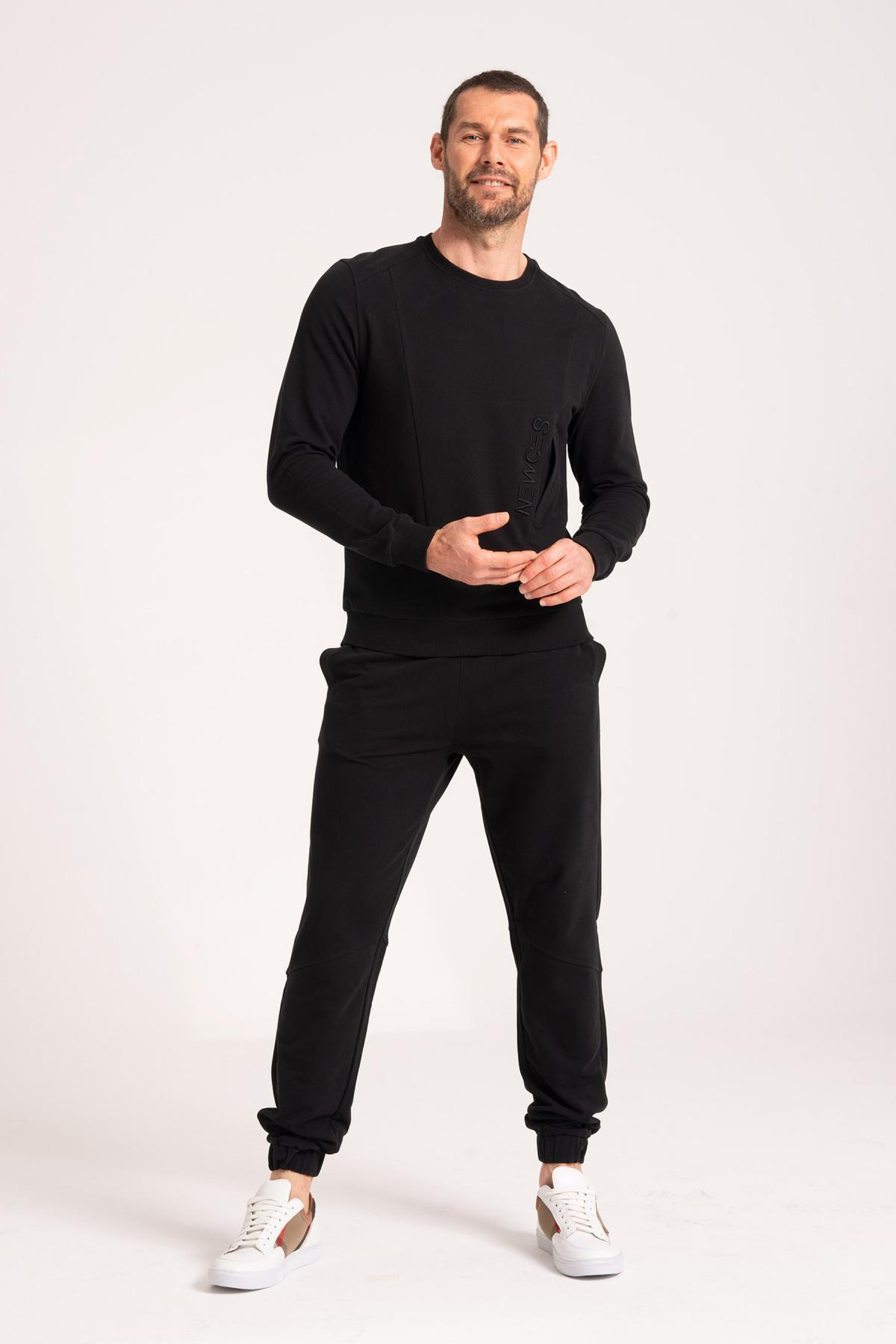 Sweatshirt 95% Cotton newces-5013-B
