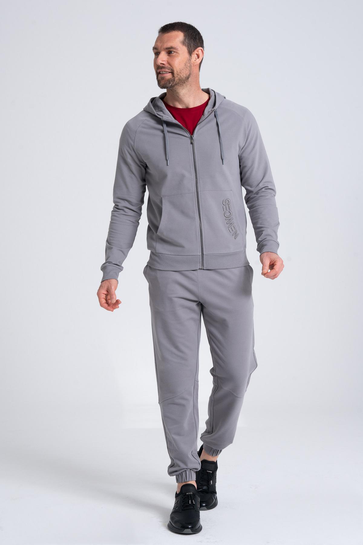 100% Cotton Sweatshirt newces-5009-G