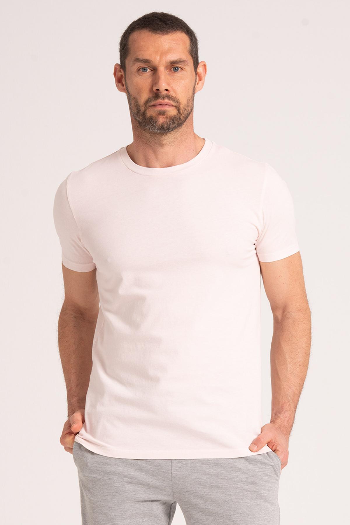 Vintage Effect T-Shirt newces-5010-VP