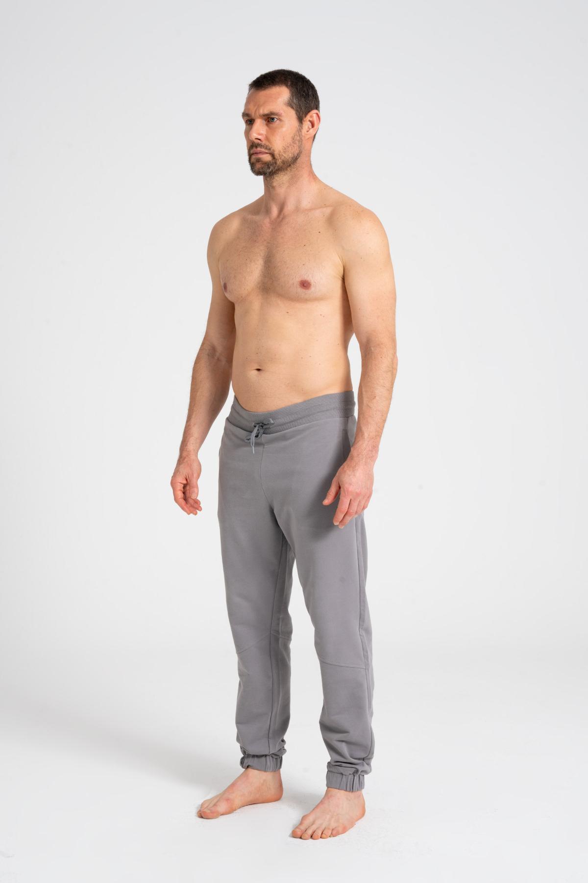 Ribana Waist Men's Sweatpants newces-5012-G