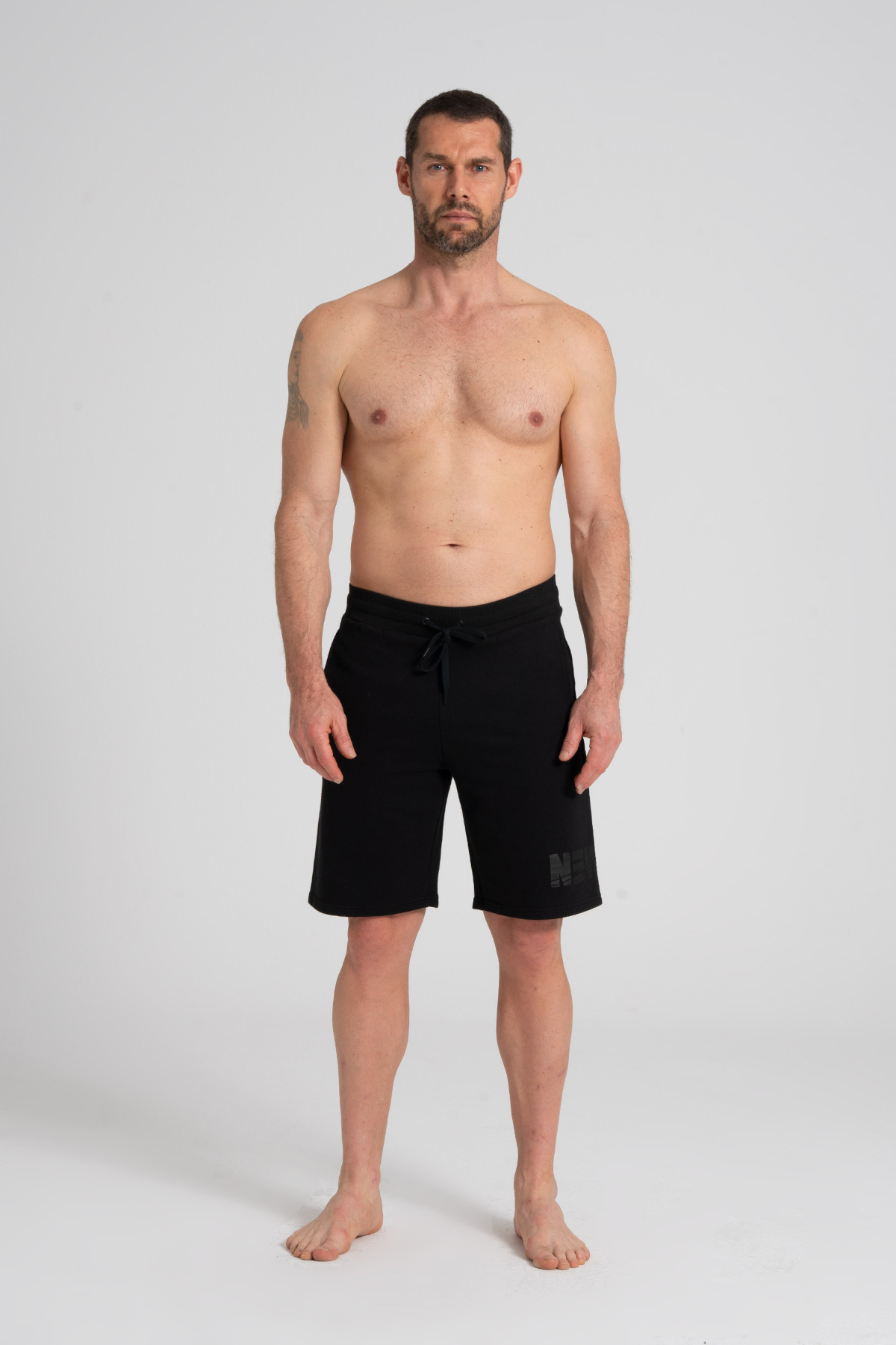 Men's Shorts 100% Cotton newces-5011-B
