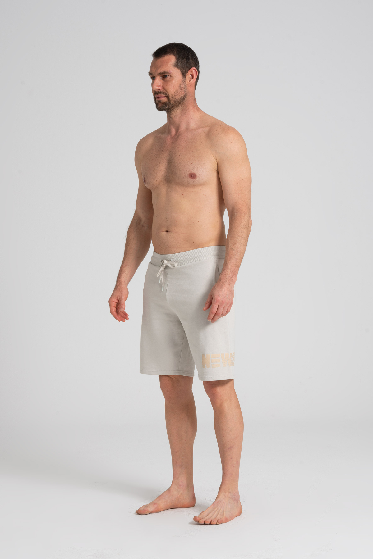 Men's Shorts 100% Cotton newces-5011-SA